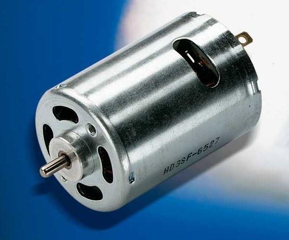 MAX Power 500 Elektromotor 7,2 V 6700 U/min