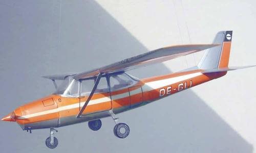 Cessna 172 Geli