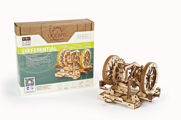 Differentialgetriebe UGears STEM LAB