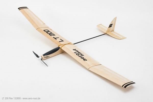 Lilienthal 200 Flex Elektro-Segelflugmodell Spwt. 1.920mm