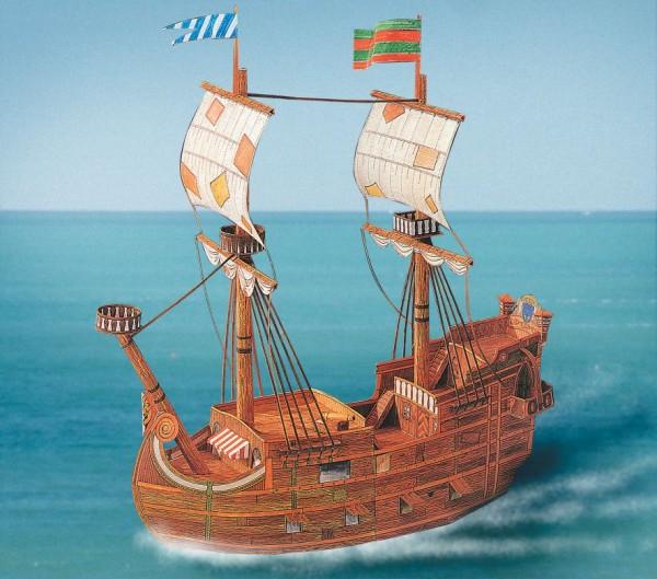 Piratenschiff Delphin
