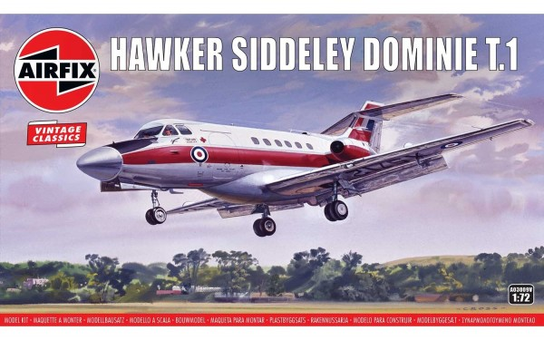 Hawker Siddeley Dominie T.1, Vintage Classic