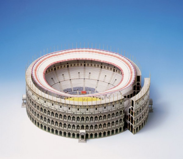 Kolosseum Rom 13,5 Bogen
