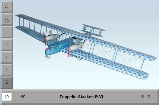 Zeppelin Staaken R. VI